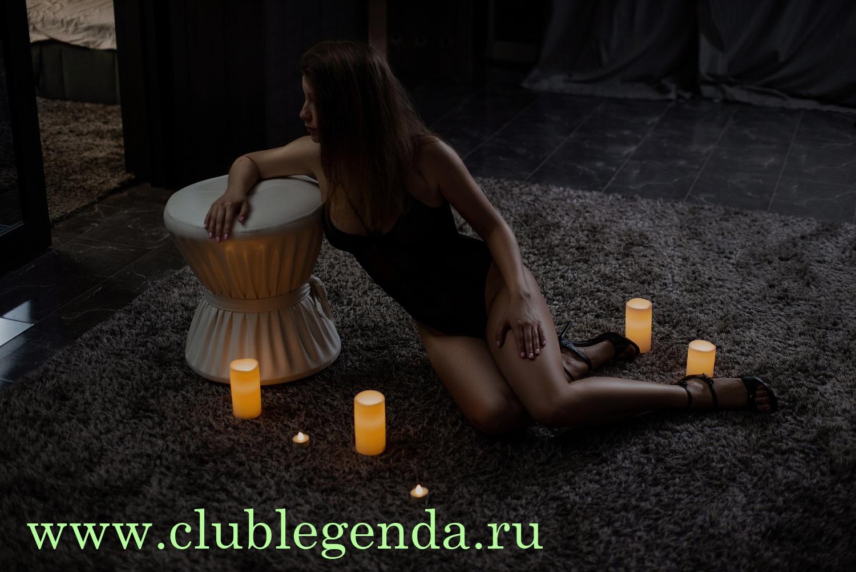 Леся соблазнительница эротического массажа