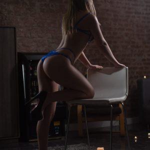 Потрясающая Екатерина к клубе эротического массажа