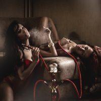 Кальян с подружками
